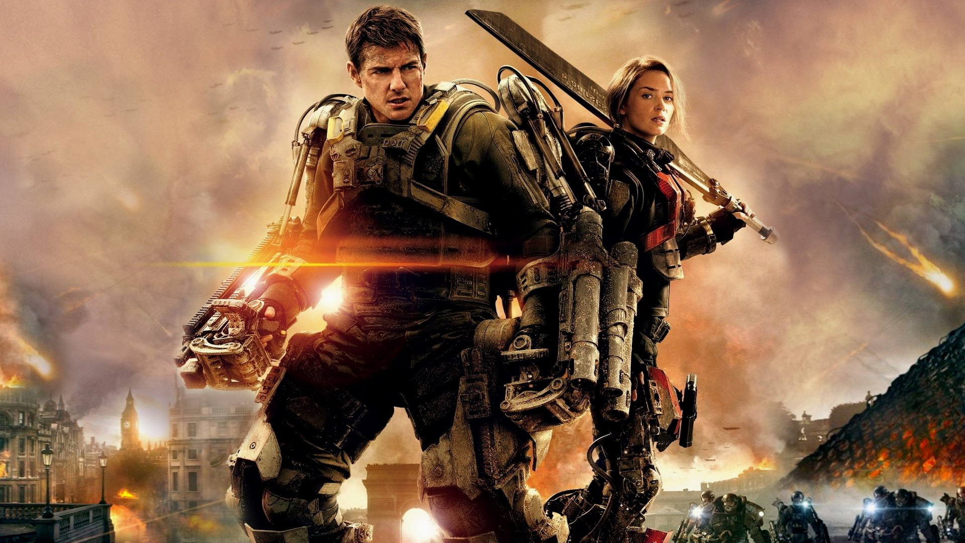 """Edge of Tomorrow"" (2014) - The Grade Book - We Live Film"