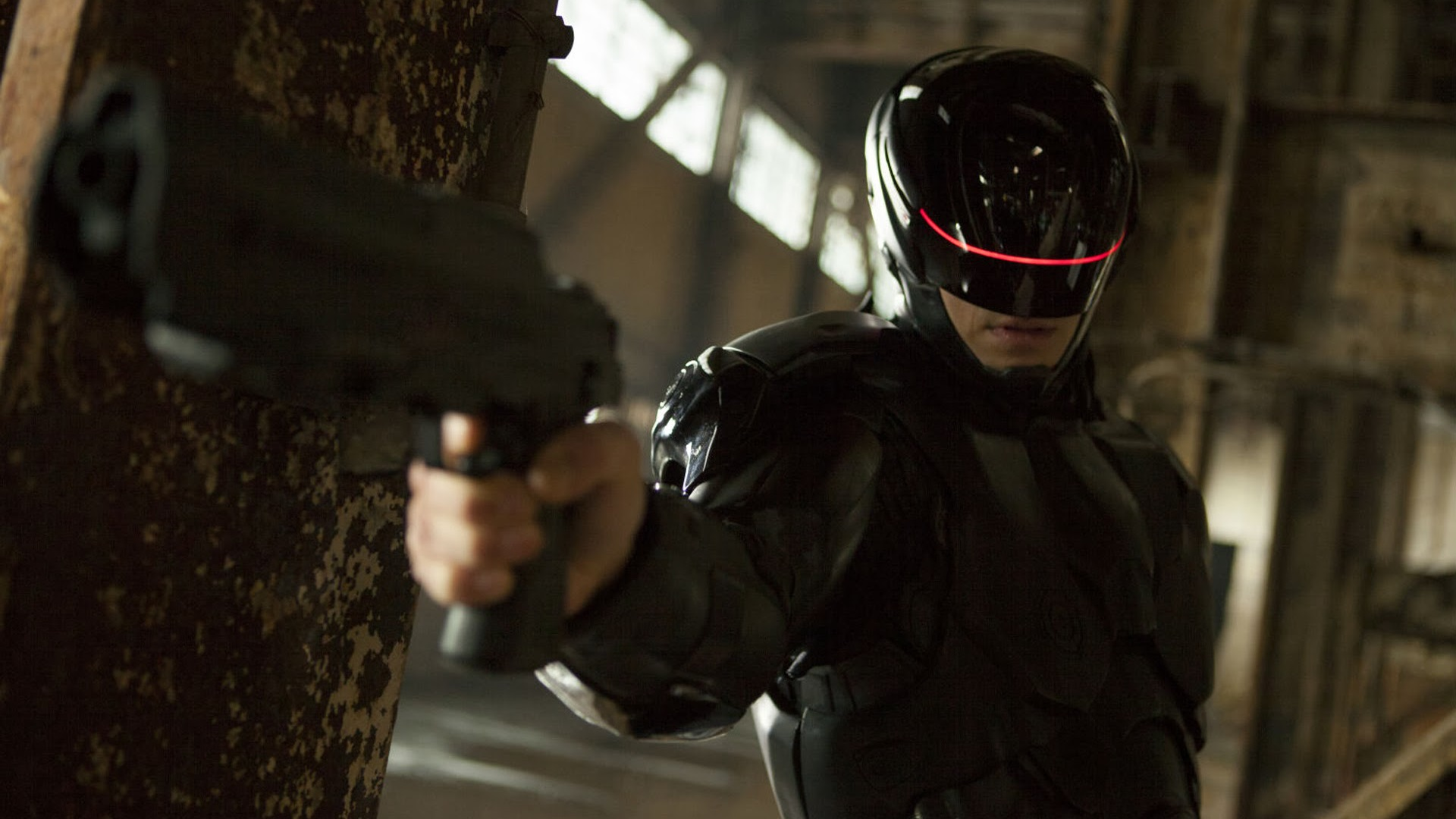 """RoboCop"" (2014) - Blu-ray Review - We Live Film"