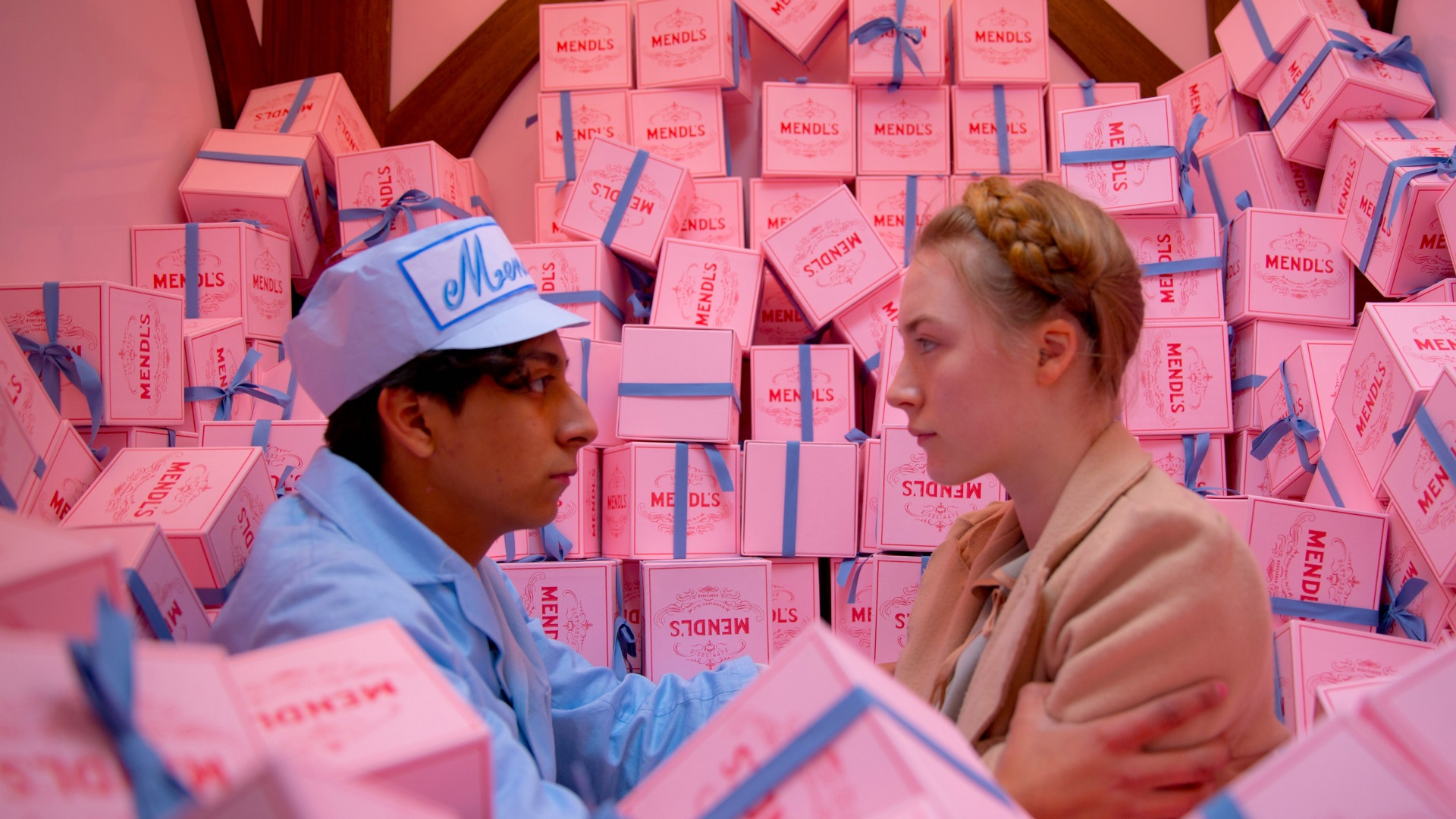 """The Grand Budapest Hotel"" (2014) - Blu-ray Review - We Live Film"