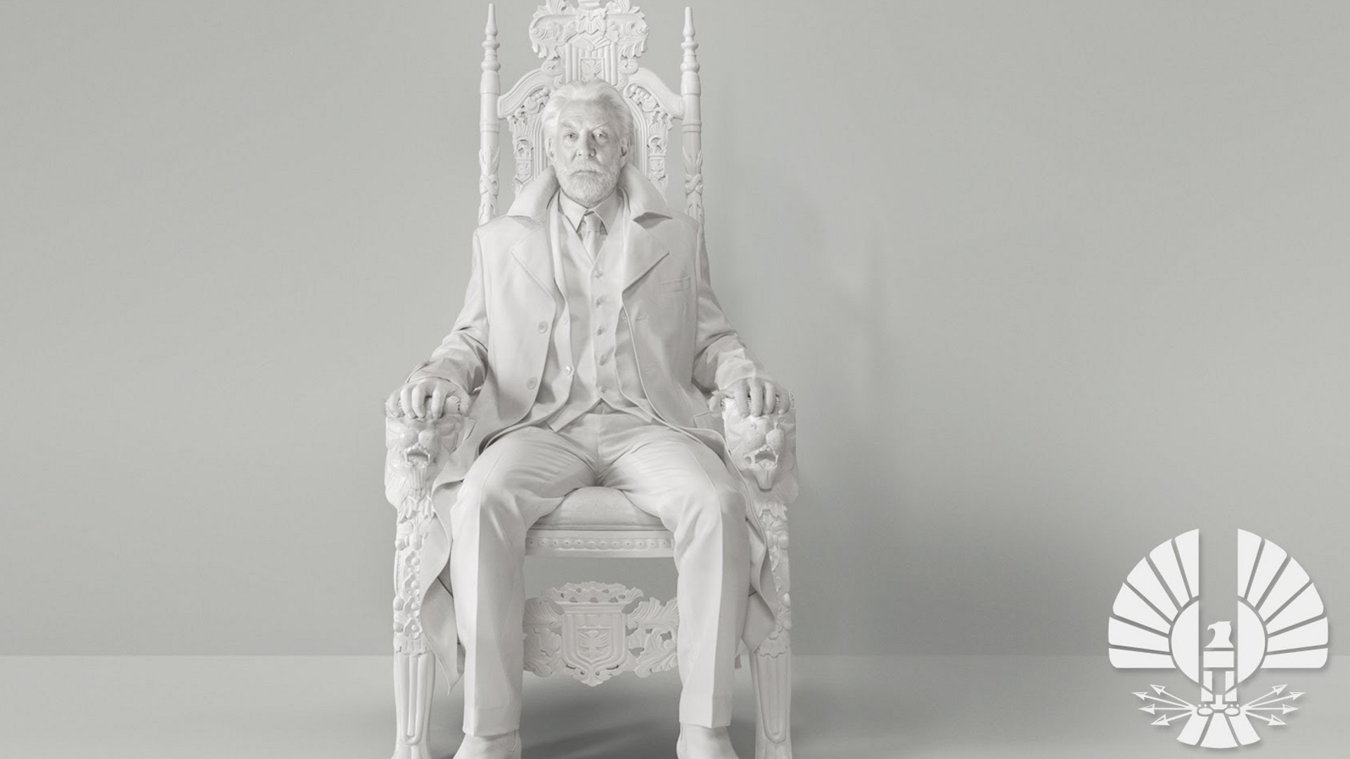 """The Hunger Games: Mockingjay - Part 1"" - News (Peeta and Snow Teaser) - We Live Film"