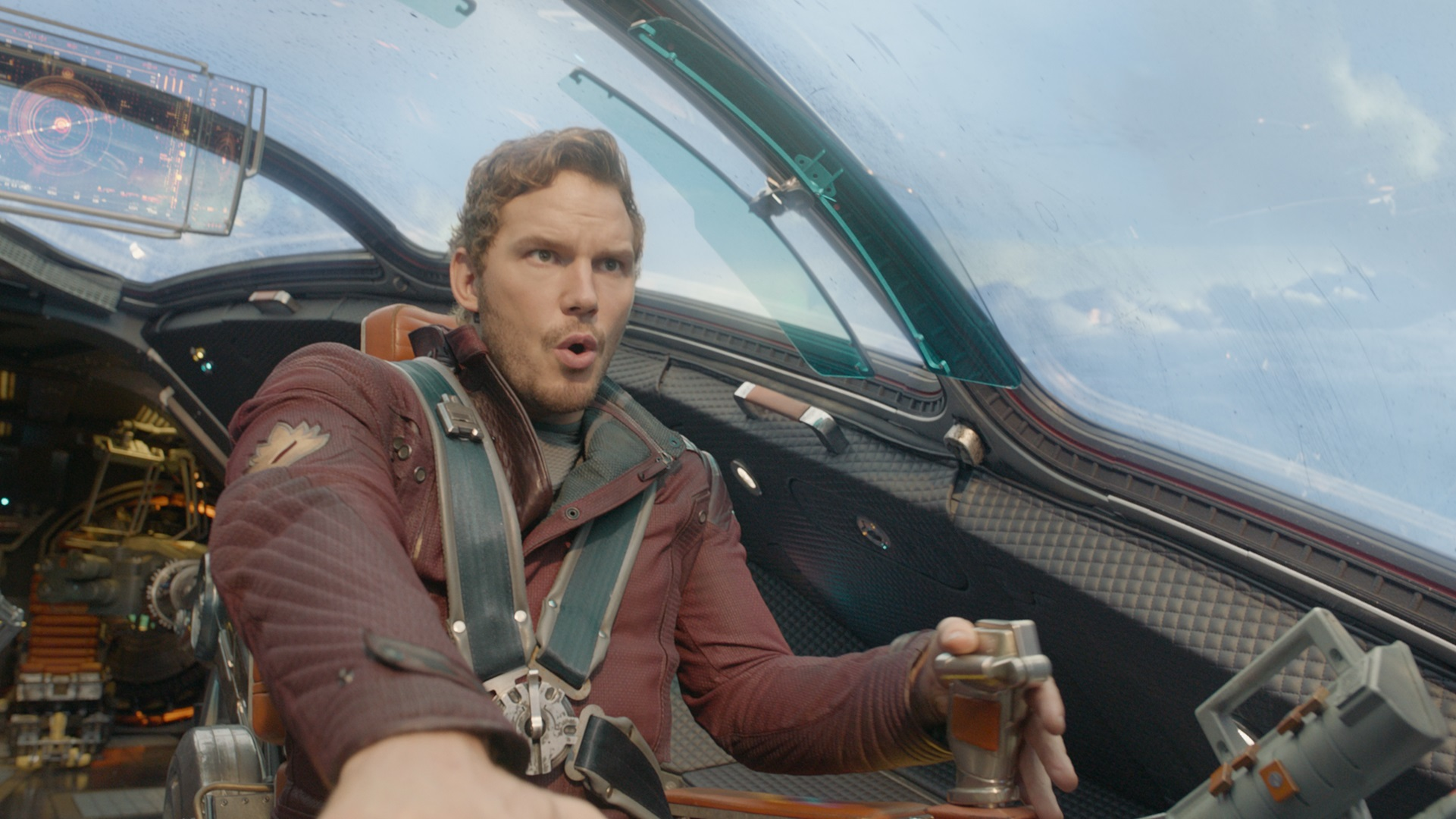 """Guardians of the Galaxy"" (2014) - Movie Review - Matt Marshall - We Live Film"