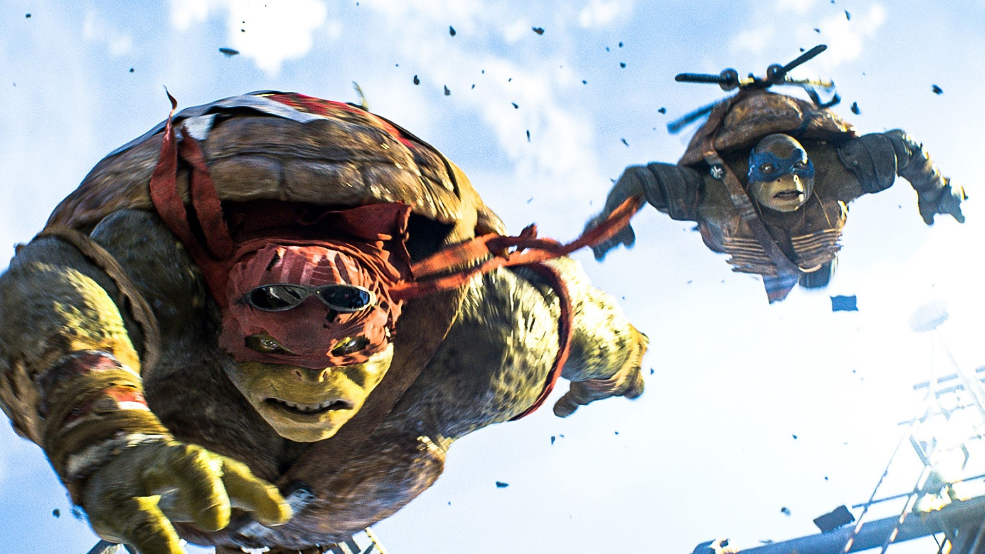 """Teenage Mutant Ninja Turtles"" (2014) - Weekend Box Office - We Live FIlm"