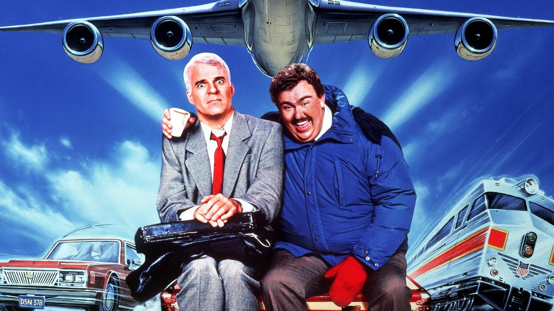 five great films to watch this thanksgiving - Steve Martin Christmas Movie