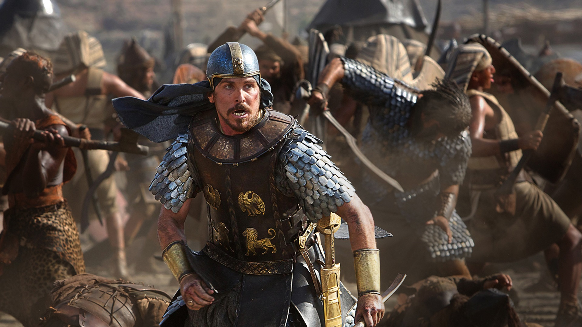 """Exodus: Gods and Kings"" (2014) - Weekend Box Office - We Live Film"