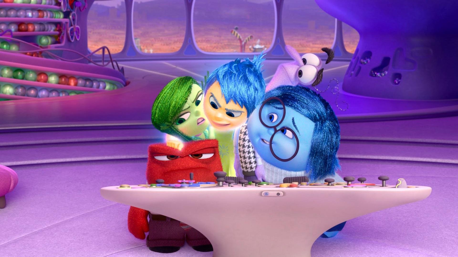 """""""Inside Out"""" (2015) - Walt Disney / Pixar - We Live Film"""