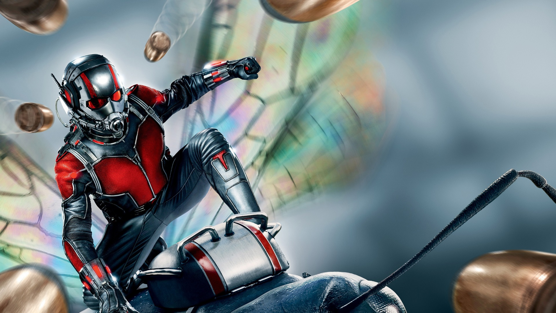 """Ant-Man"" (2015) - Marvel Studios - We Live Film"