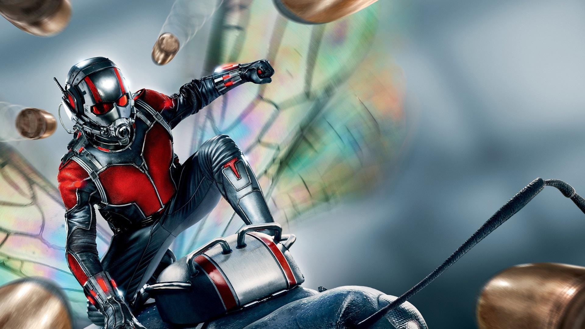 """Ant-Man"" (2015) - Marvel Studios - We Live Film"