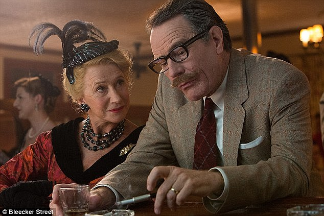 Trumbo Mirren and Cranston