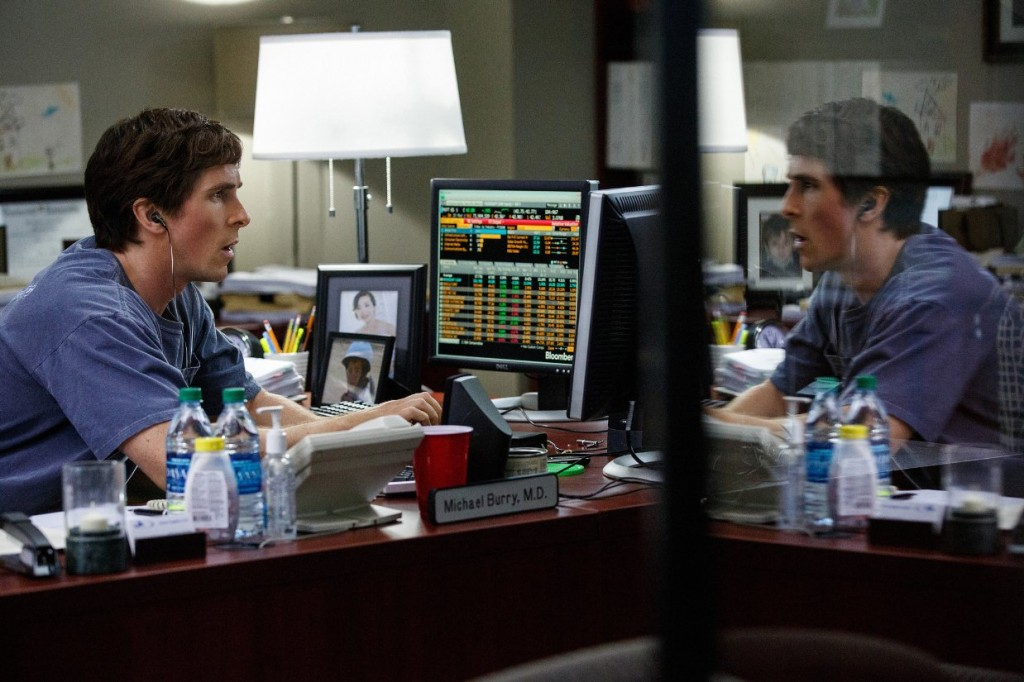 Christian Bale  Big Short