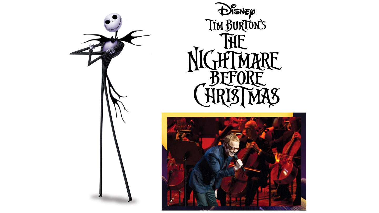 Danny Elfman\'s Halloween Nightmare Before Christmas