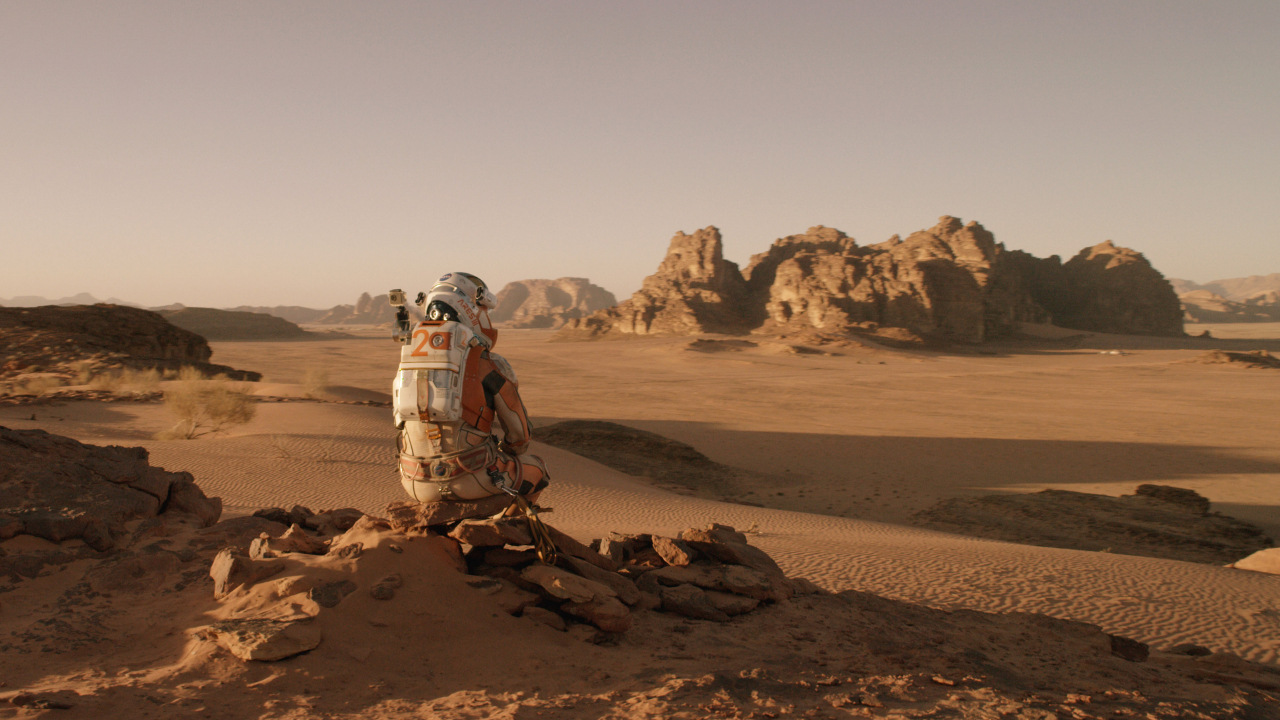 """The Martian"" - Best Picture"