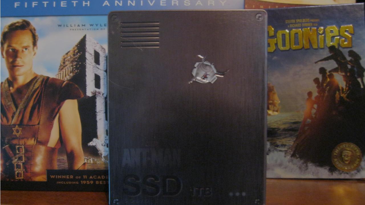 """""""Ant-Man"""" - Best Buy Steelbook"""