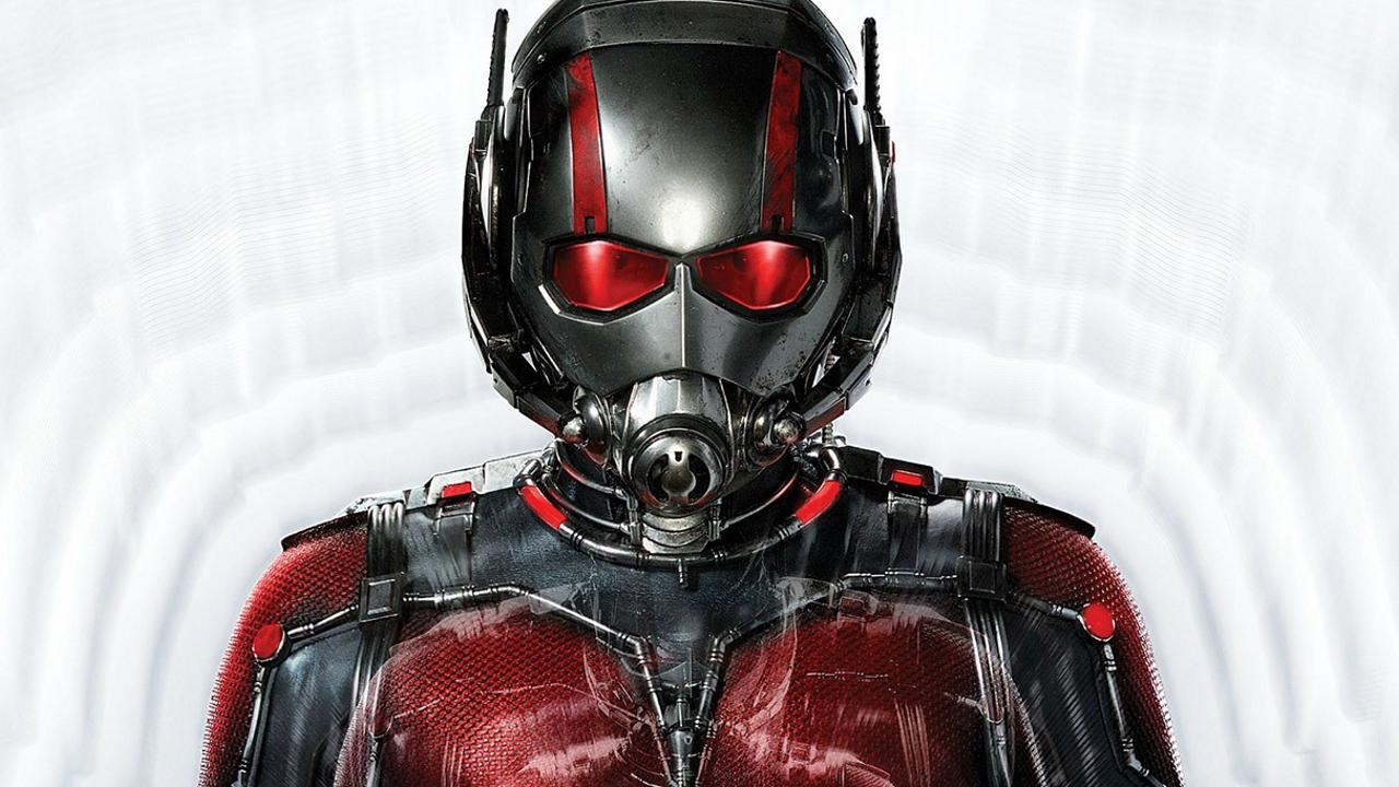 """Ant-Man"" on Blu-ray"