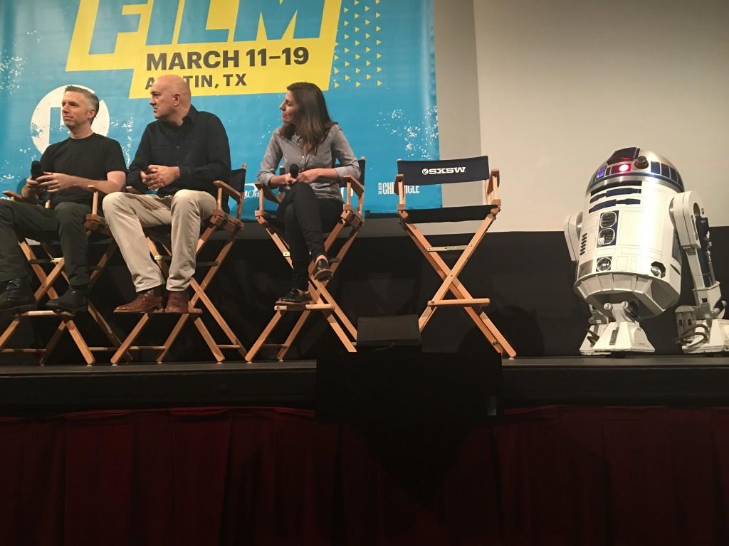 Star Wars Secrets of the Force Awakens