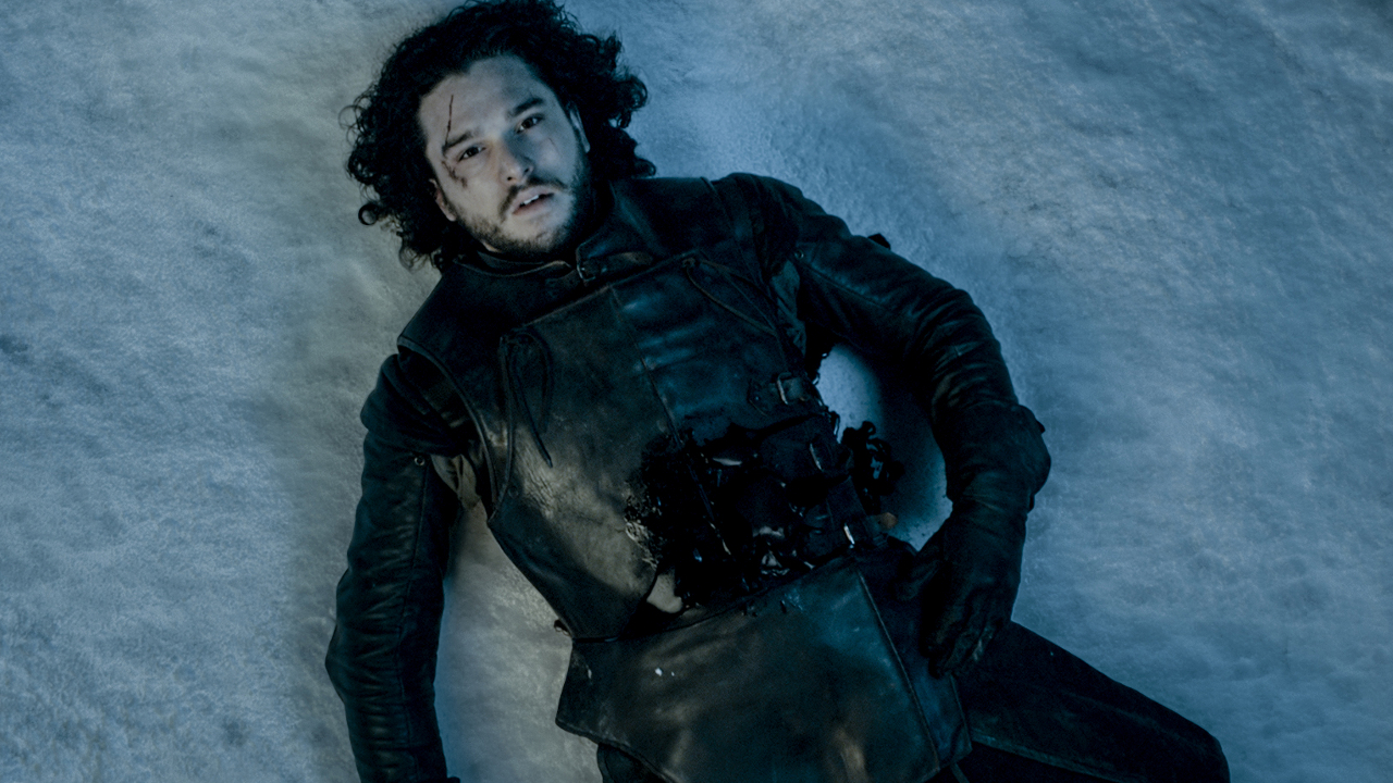 "Jon Snow - Game of Thrones: ""The Red Woman"""