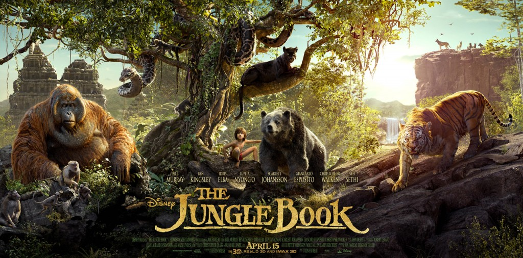 TheJungleBook2016MovieReview