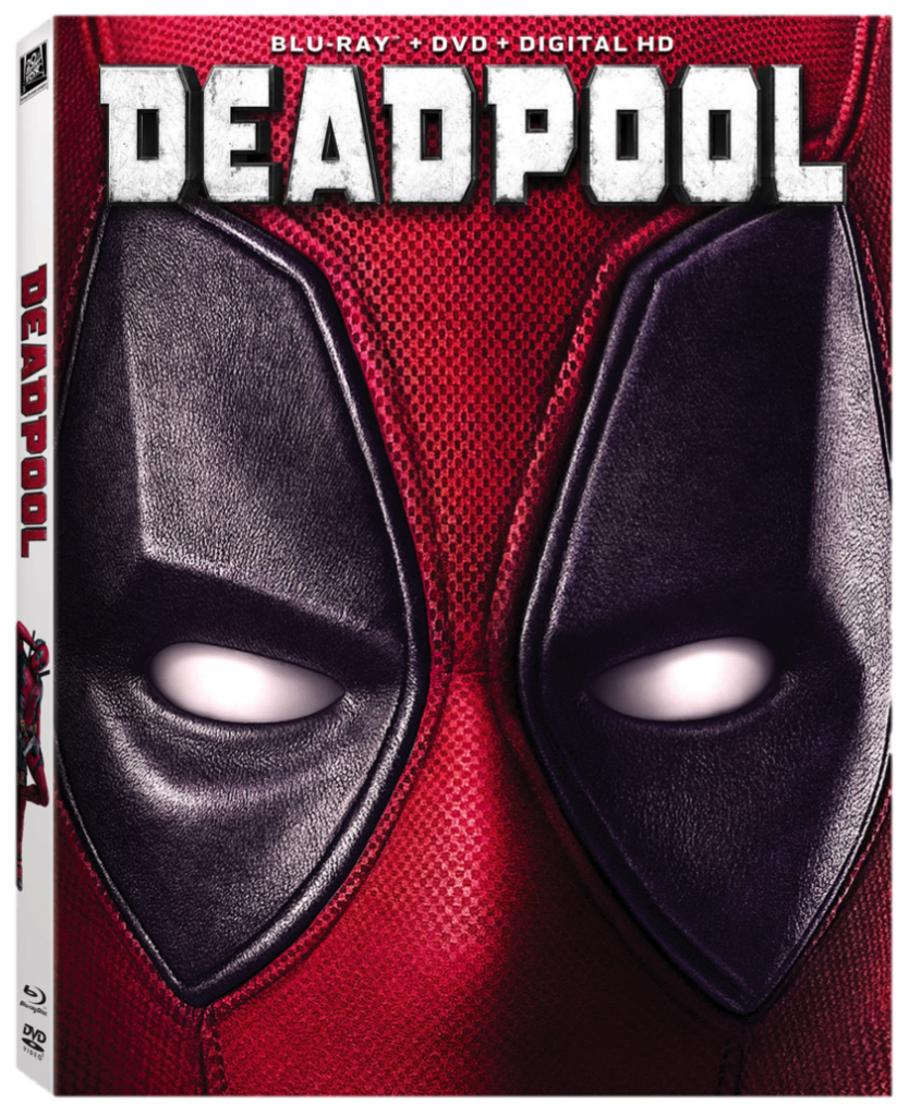 deadpool bluray