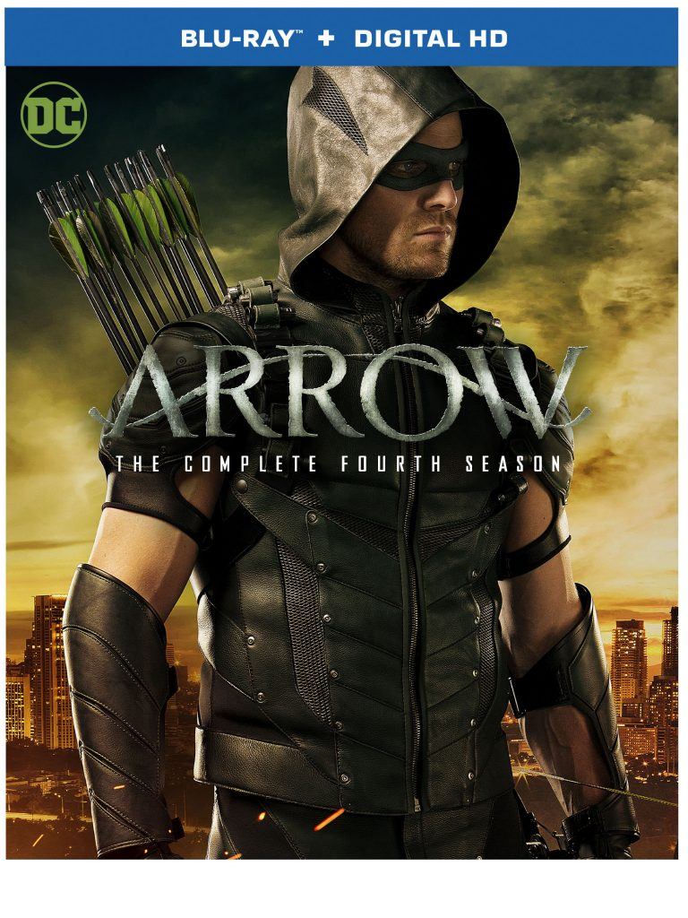 arrow the 4th season