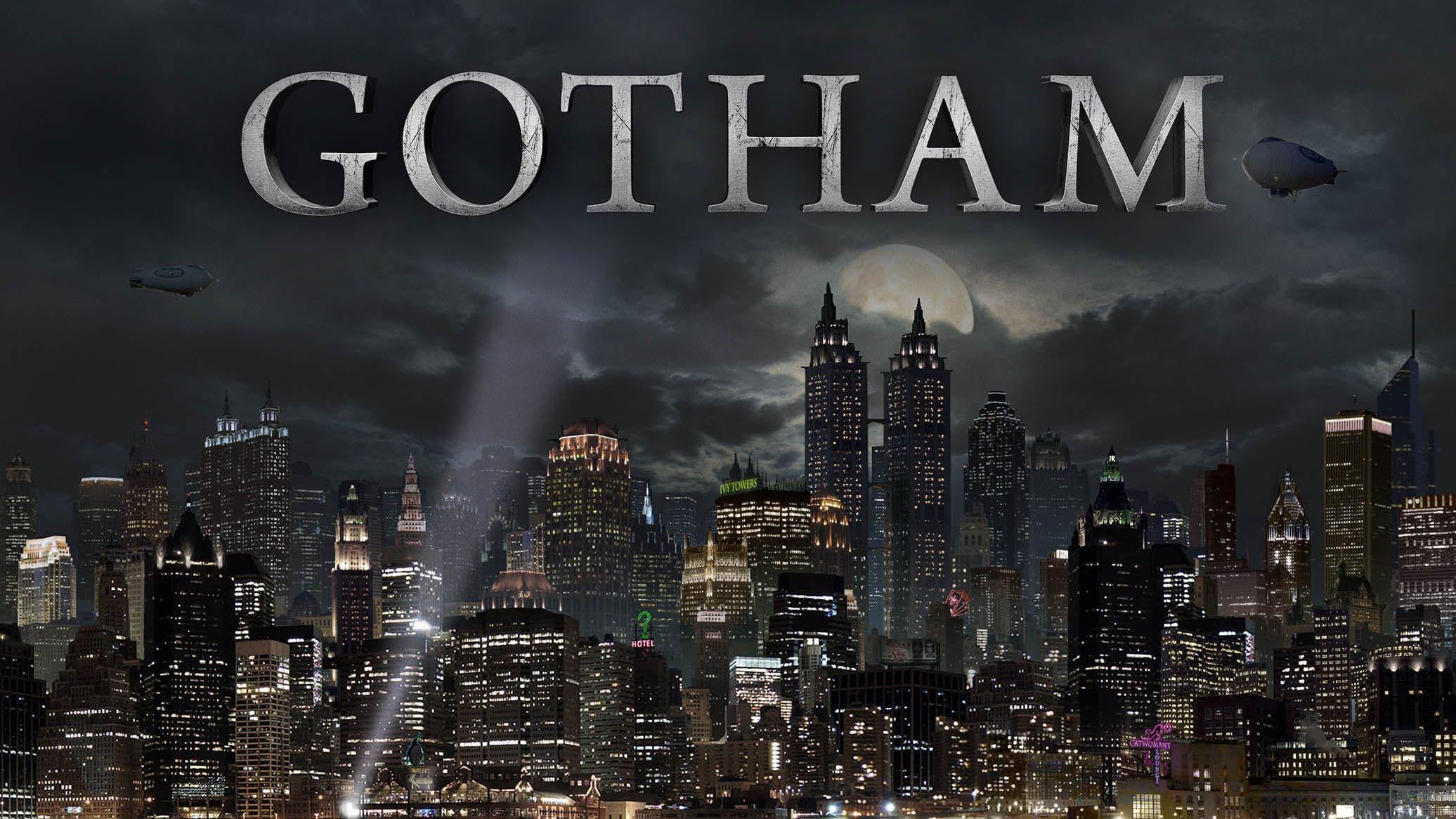 Gotham premiere date in Brisbane
