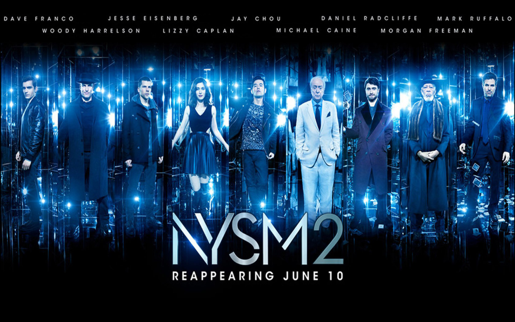 "Now You See Me Movie Stage ""Now You S..."