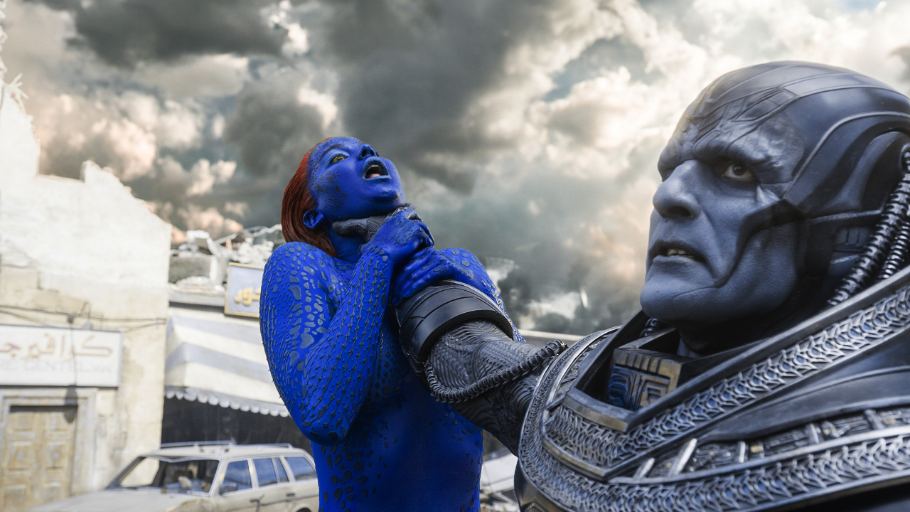 """X-Men: Apocalypse"" (2016) - Weekend Box Office"