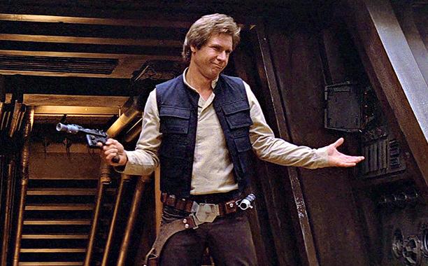 Alden Ehrenreich Young Han Solo
