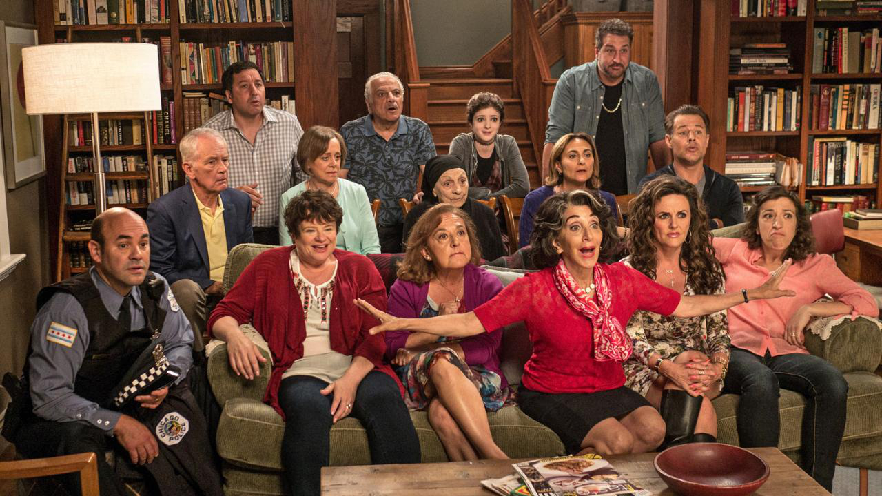 """My Big Fat Greek Wedding 2"" (2016) - Blu-Ray News"