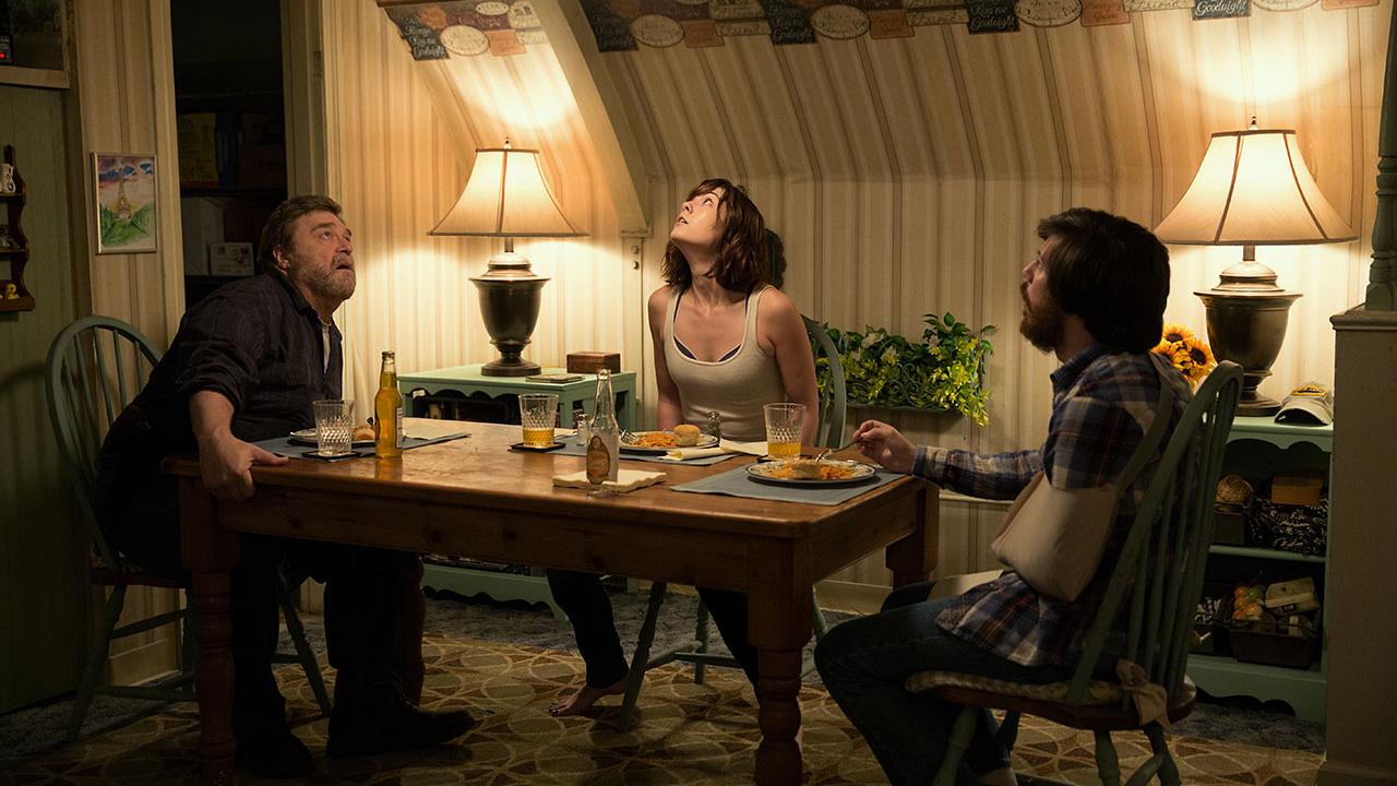 """10 Cloverfield Lane"" (2016) - Paramount Home Entertainment"