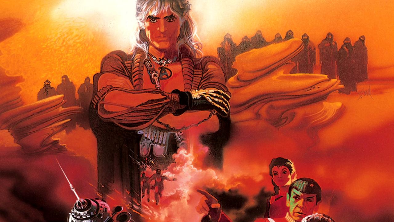 """Star Trek II: The Wrath of Khan"" (1982) - Blu-ray Review"