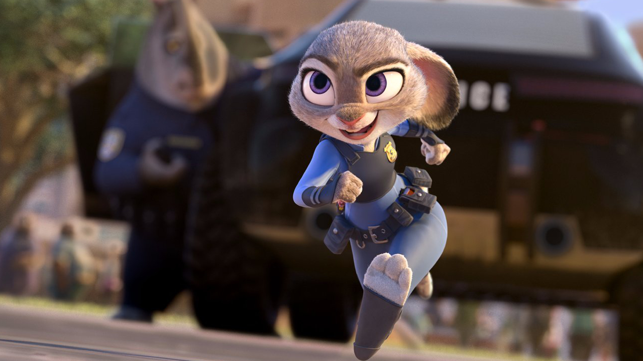"""Zootopia"" (2016) - Blu-ray Review"