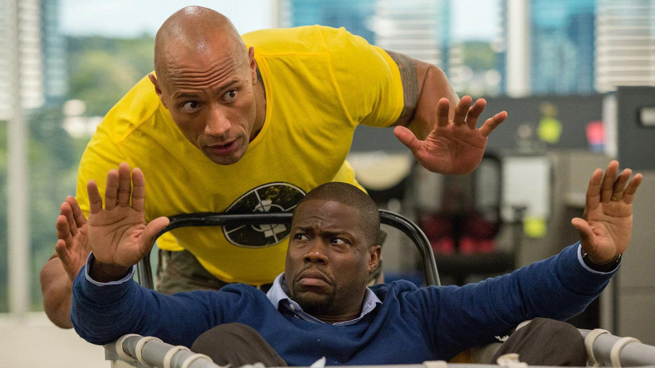 """Central Intelligence"" (2016) - Box Office Preview"