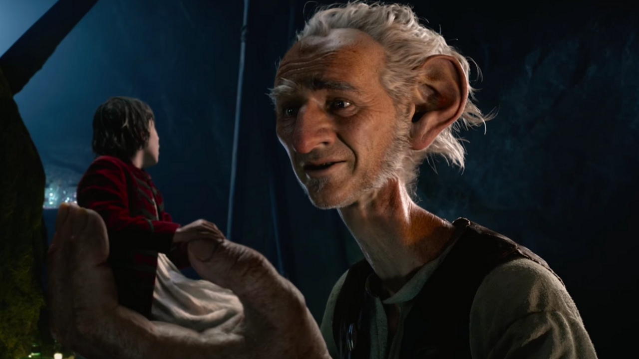 """The BFG"" (2016) - Box Office Preview"