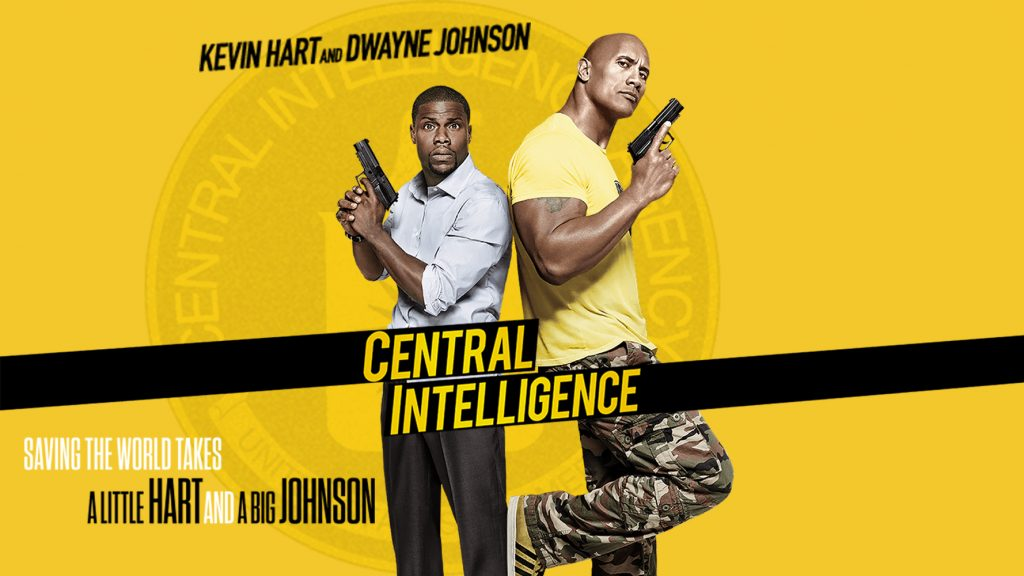 "Central Intelligence"" - Review By Zachary Marsh 