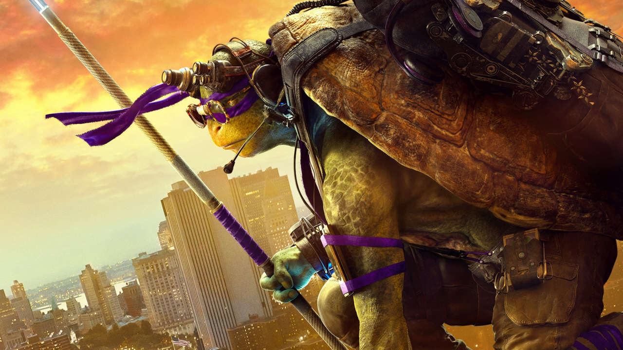 """Teenage Mutant Ninja Turtles"" (2016) - Box Office Preview"