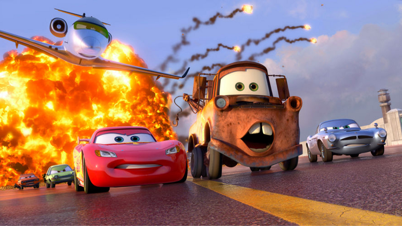 """Cars 2"" (2011) - Best Pixar Sequels"