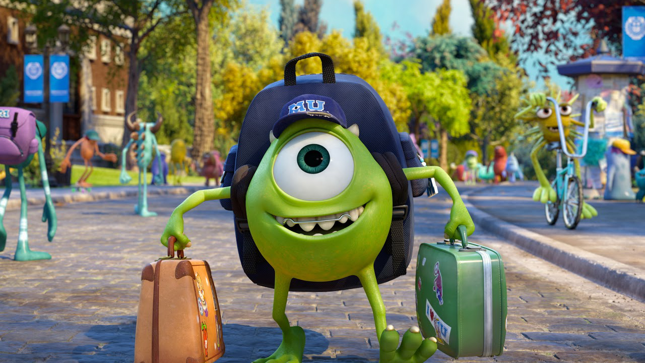 """Monsters University"" (2013) - Best Pixar Sequel"
