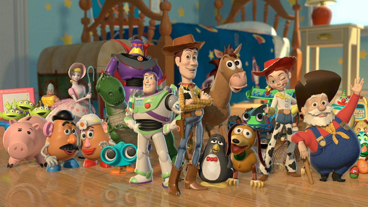 """Toy Story 2"" (1999) - Best Pixar Sequels"