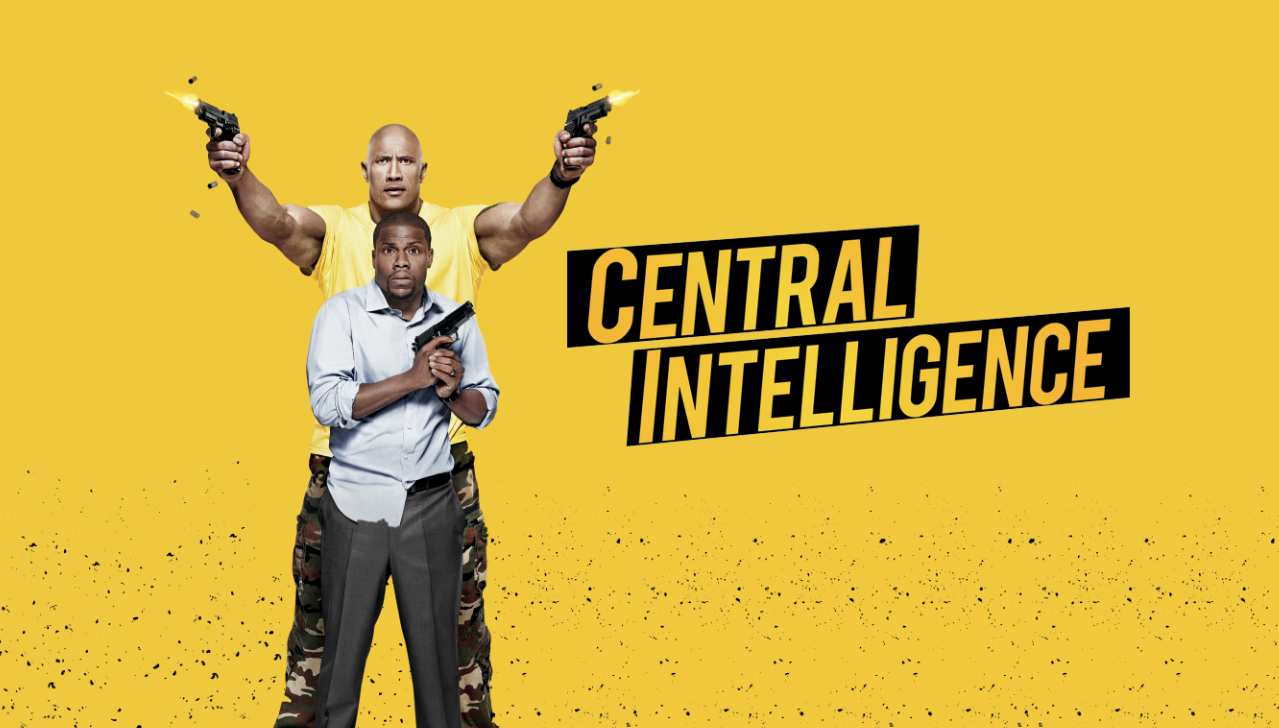 Central Intelligence Hdfilme