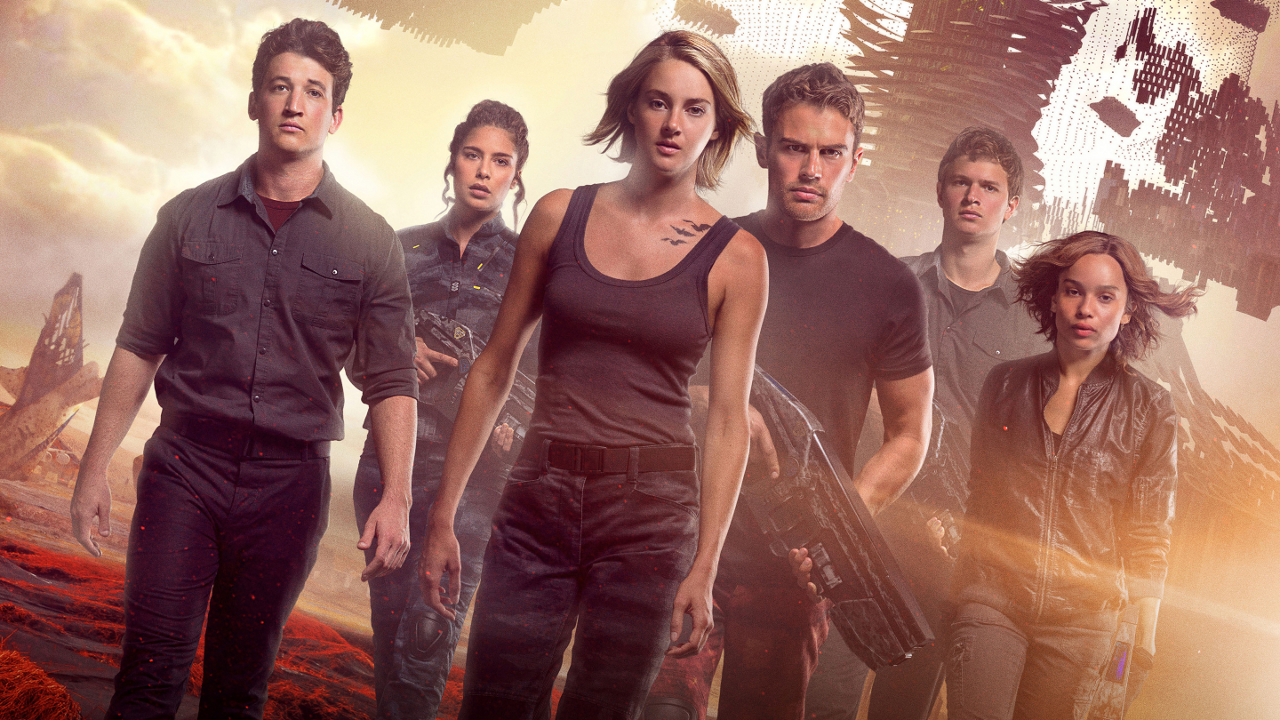 """The Divergent Series: Allegiant"" (2016) - Blu-ray News"
