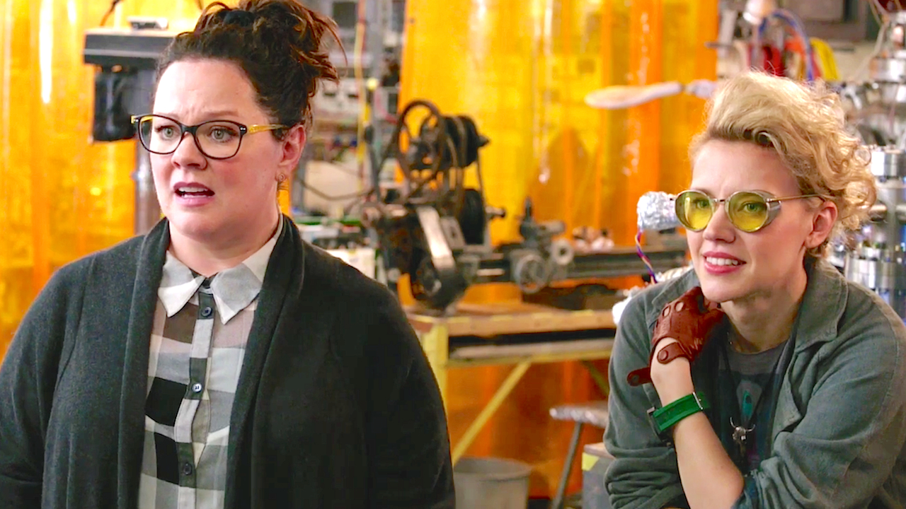 """Ghostbusters"" - Box Office Preview"