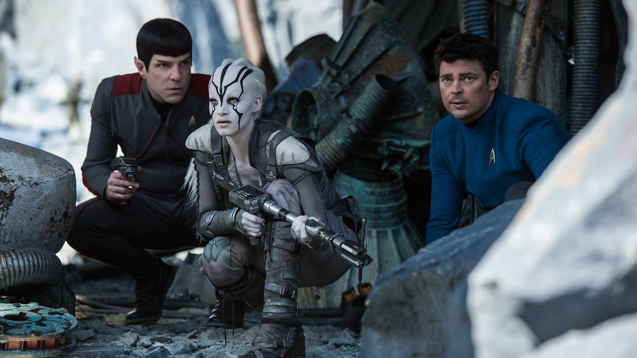 """Star Trek Beyond"" (2016) - Box Office Preview"