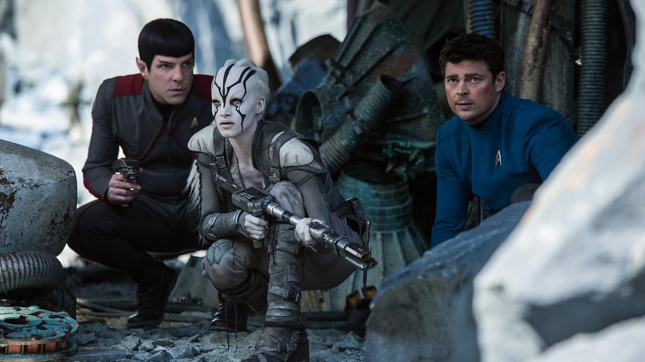 """Star Trek Beyond"" (2016) - Box Office Preview"