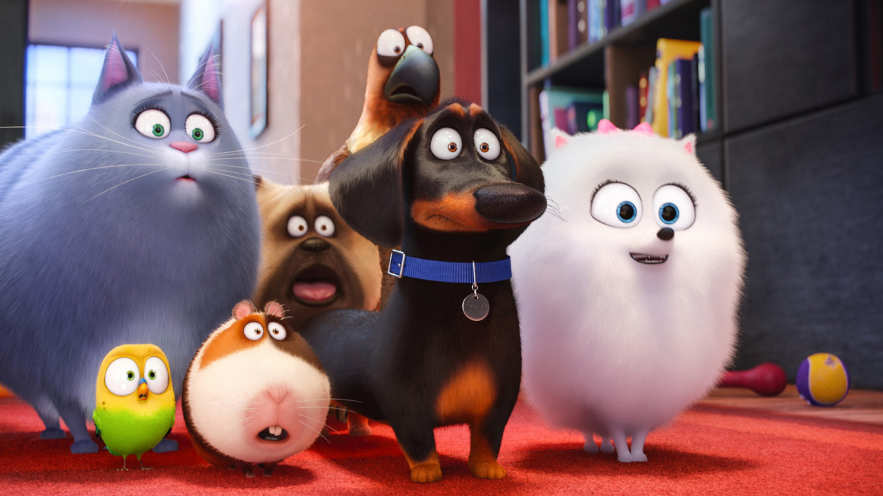 """The Secret Life of Pets"" (2016) - Box Office Preview"