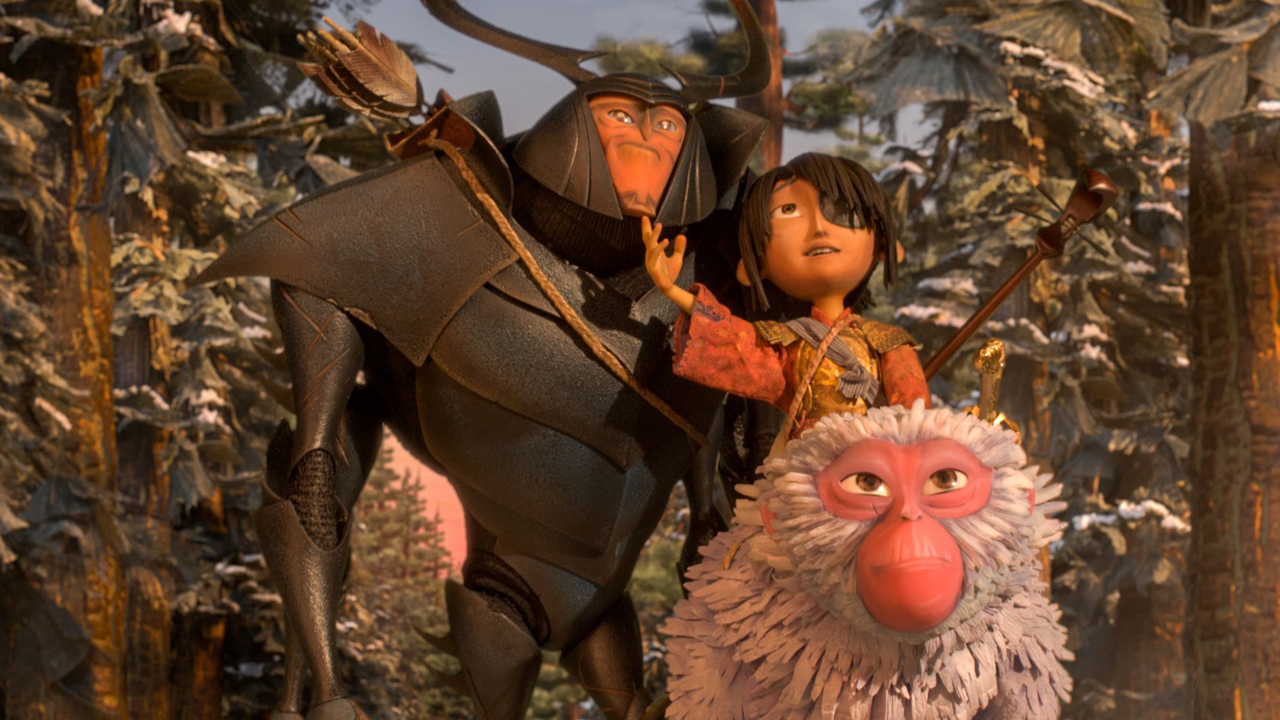 """Kubo and the Two Strings"" (2016) - Box Office Preview"