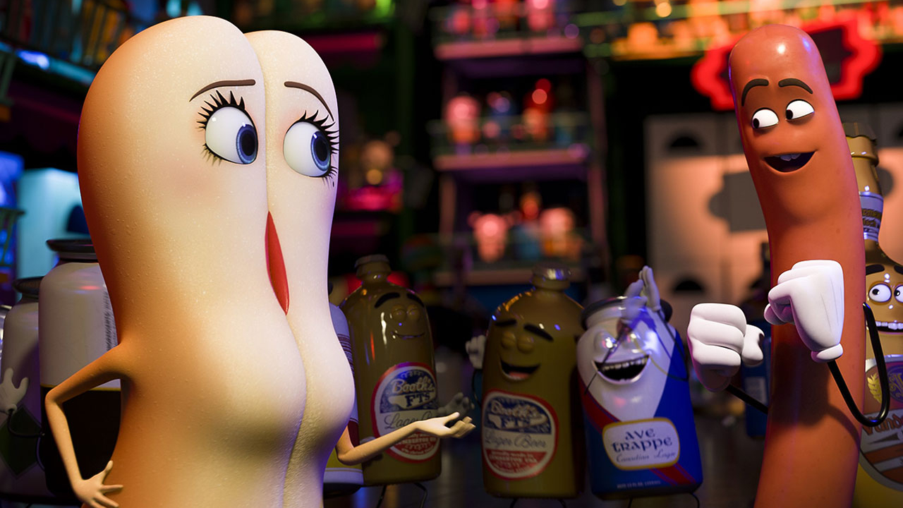 """Sausage Party"" (2016) - Box Office Preview"