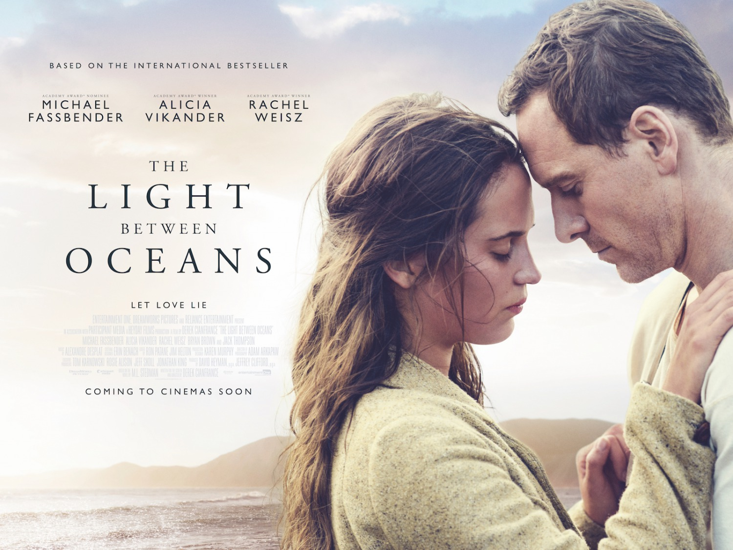 Exceptional The Light Between Oceans Awesome Design