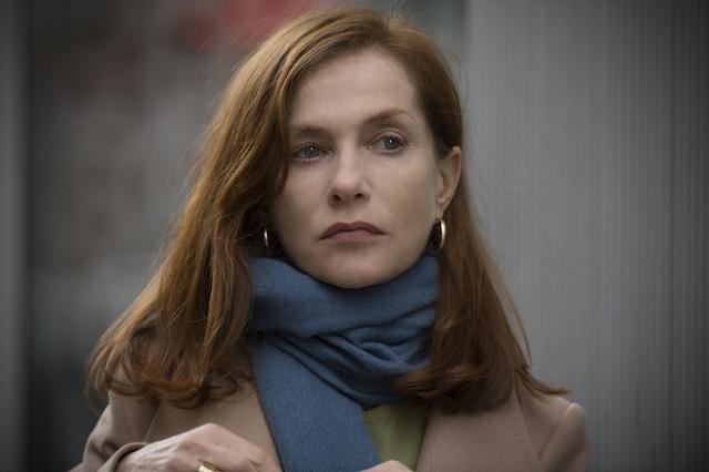 Isabelle Huppert - Elle