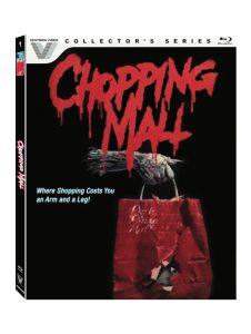 Chopping Mall Blu-ray