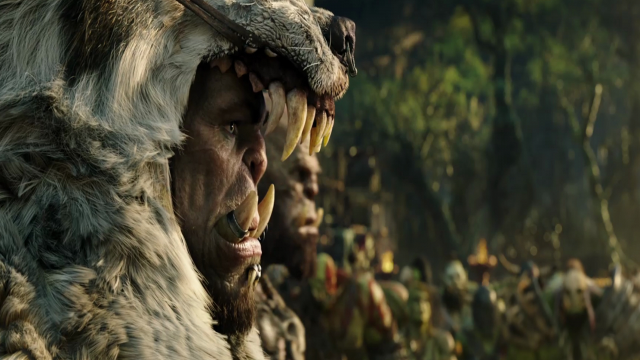 """Warcraft"" (2016) - Blu-ray"