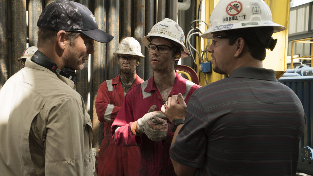 """Deepwater Horizon"" (2016) - Box Office Preview"